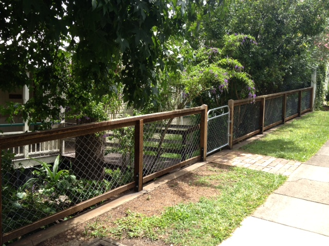 Timber Amp Chainwire Anderson Fencing